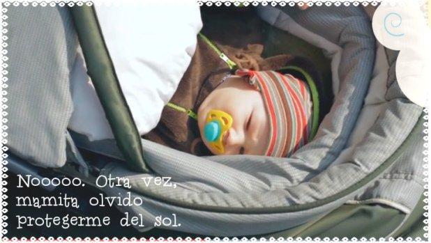 Protege a tu bebe del sol 2